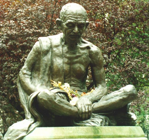 essay on gandhiji and his relevance today Perfect for acing essays, tests, and quizzes, as well as for writing lesson plans   at the very end, with his beloved india reaping its own destruction, gandhi.